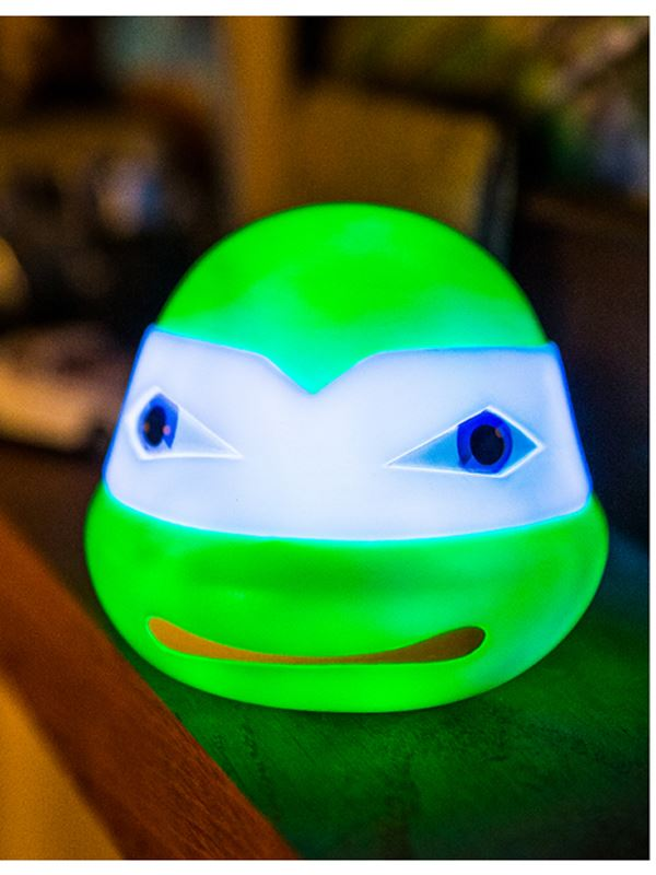 TEENAGE MUTANT NINJA TURTLES KIDS BEDROOM LIGHTING LAMP