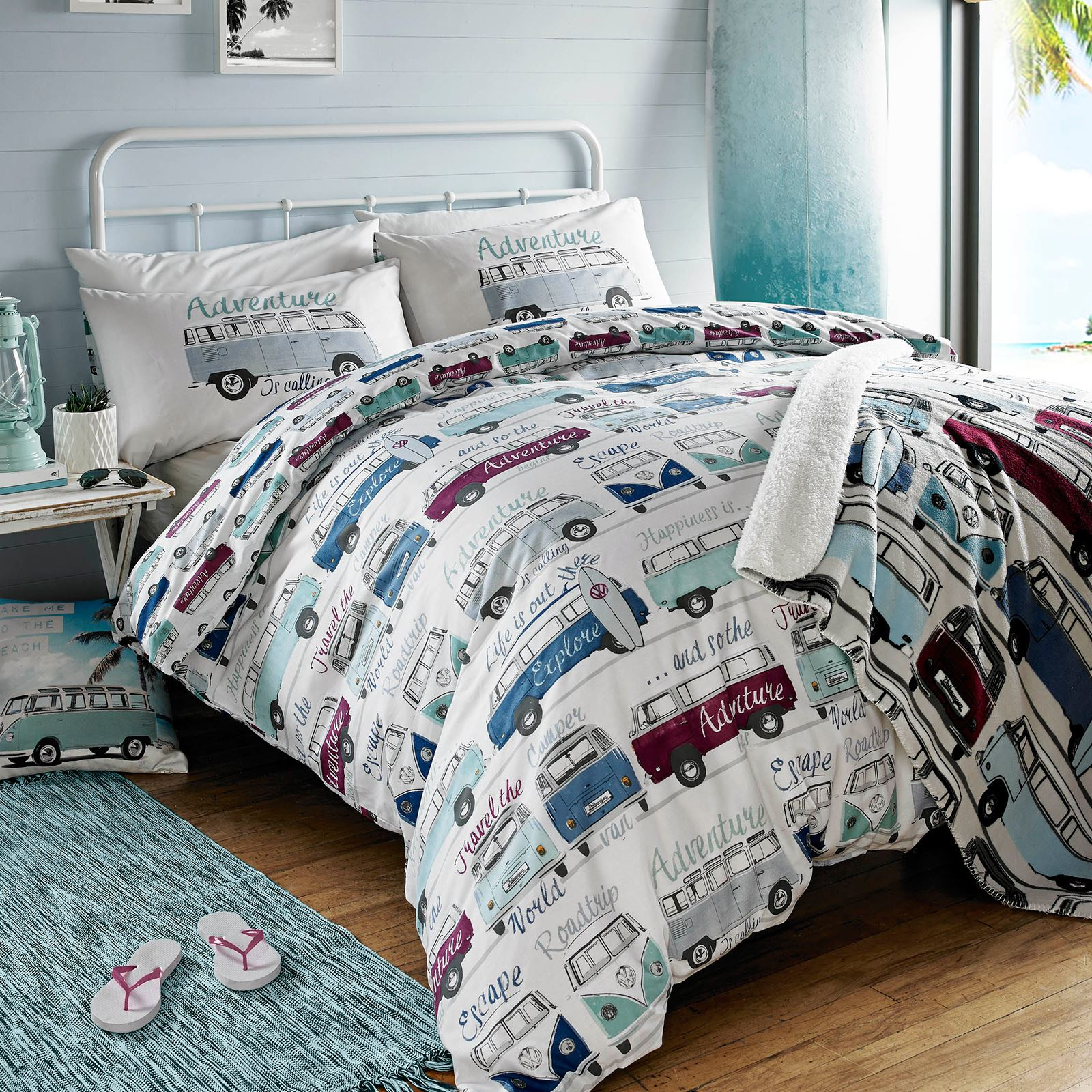 Volkswagen Bedding Set