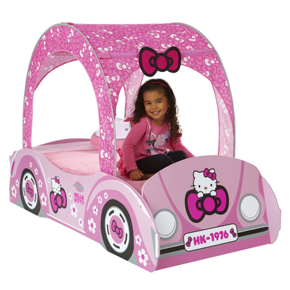 KIDS DISNEY AND CHARACTER FEATURE TODDLER BEDS NEW   eBay