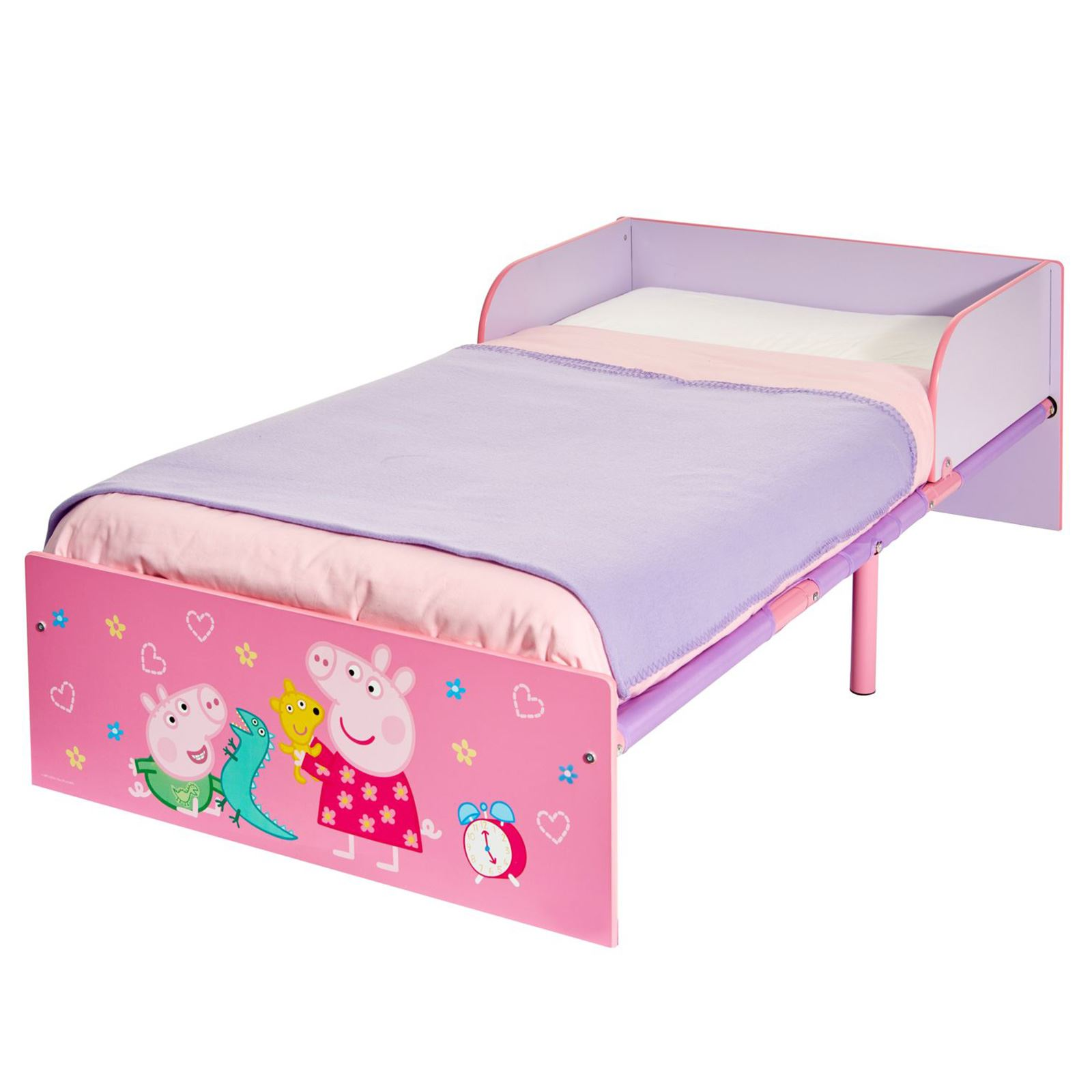 miniatura 57 - KIDS CHARACTER TODDLER BEDS - BOYS GIRLS BEDROOM DISNEY