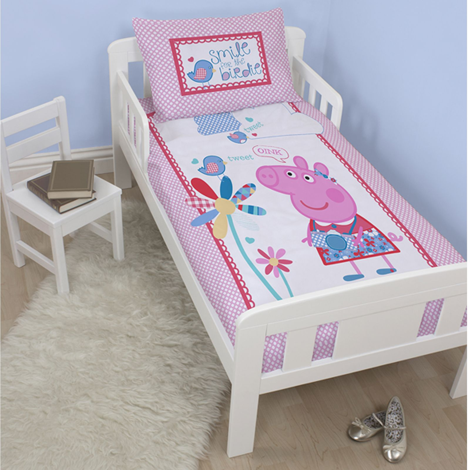 Peppa Pig Cot Bed Duvet Cover