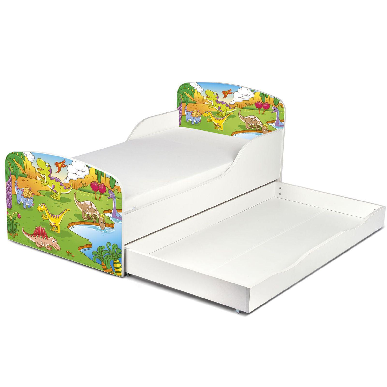 Dinosaurier MDF Kleinkind Bett mit Lager Neue Schlafzimmer | eBay