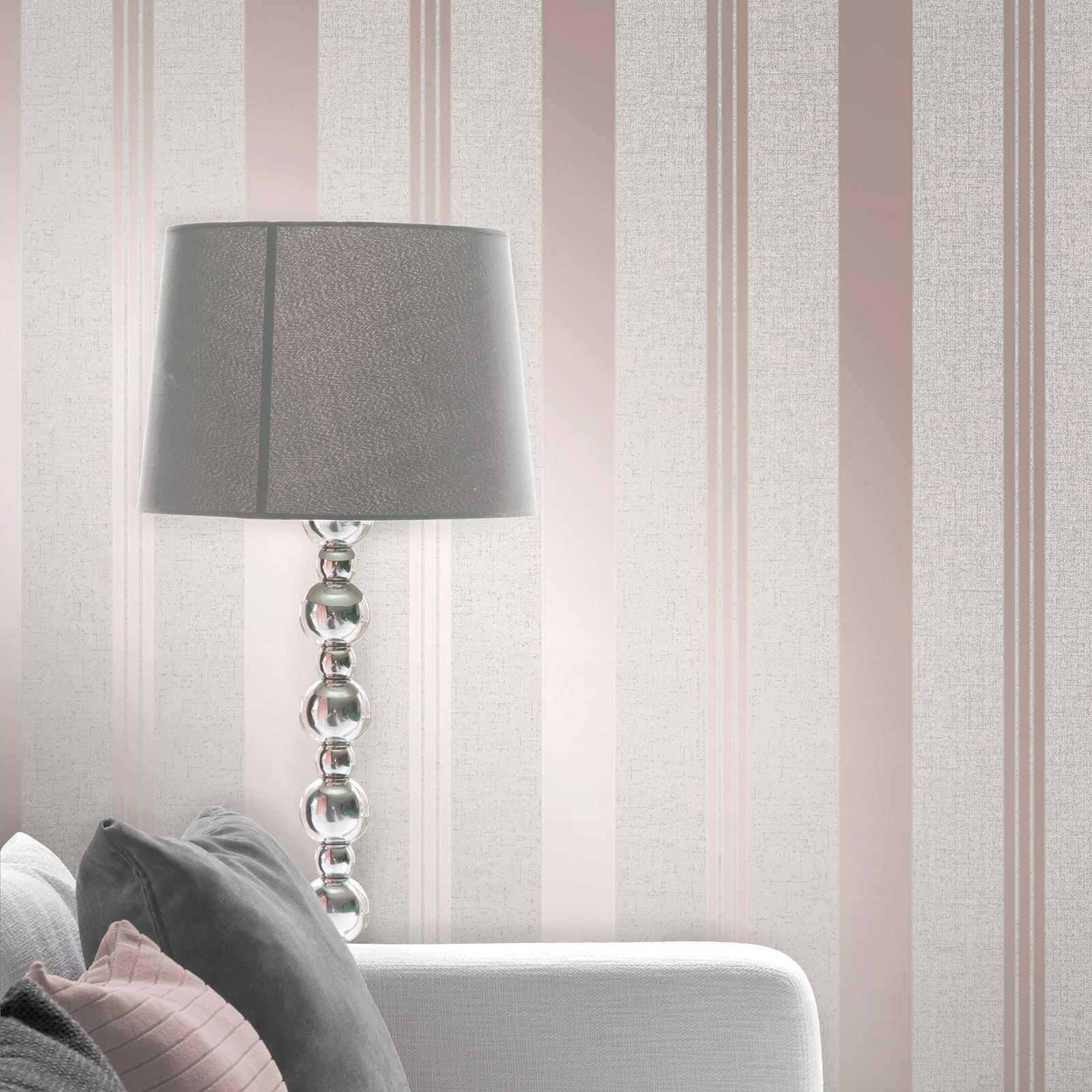 quarz streifen tapete rotgold fein dekor fd42205 glitzer metallisch ebay. Black Bedroom Furniture Sets. Home Design Ideas