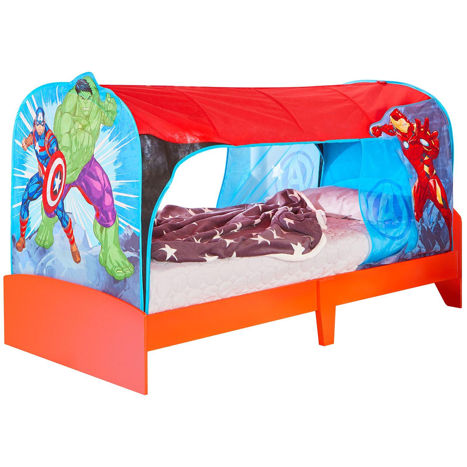 Mittelhoch Schlafer Uber Bett Bett Zelten Kinder Jungen