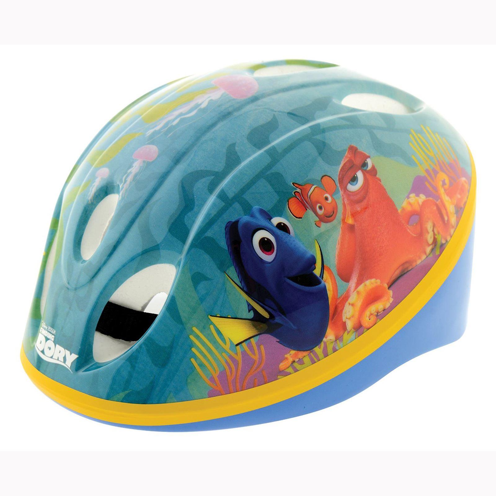 Kinder-Disney-Charakter-Sicherheit-Zyklus-Fahrrad-Helme-Peppa-Pig-PJ-Masken-amp-mehr Indexbild 21