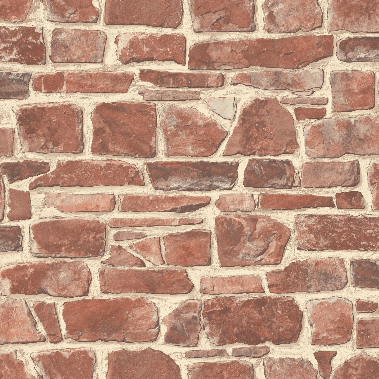stone wall wallpaper brick effect quality textured feature