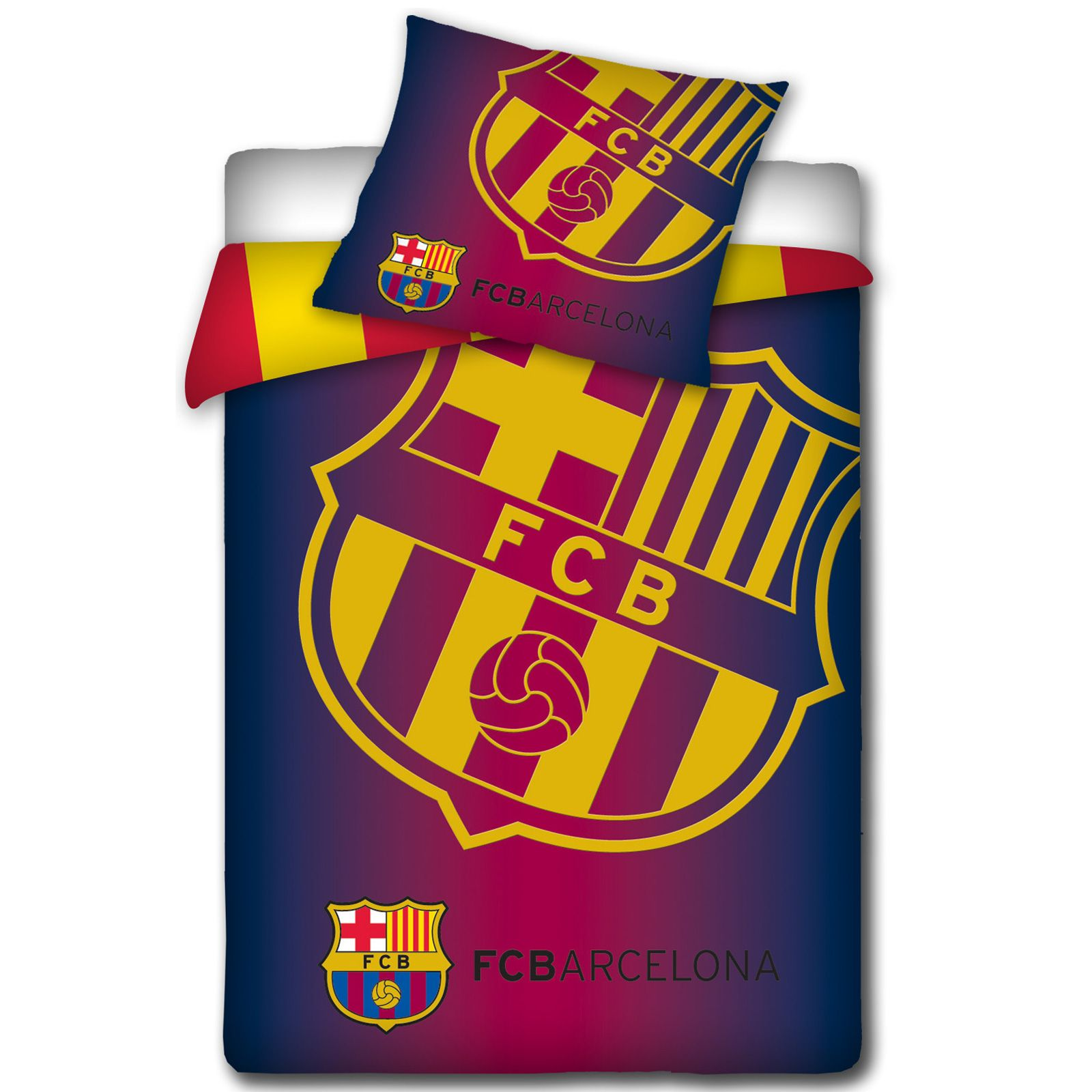 OFFICIAL FC BARCELONA DUVET COVER SETS BEDDING BEDROOM. OFFICIAL FC BARCELONA DUVET COVER SETS BEDDING BEDROOM FOOTBALL