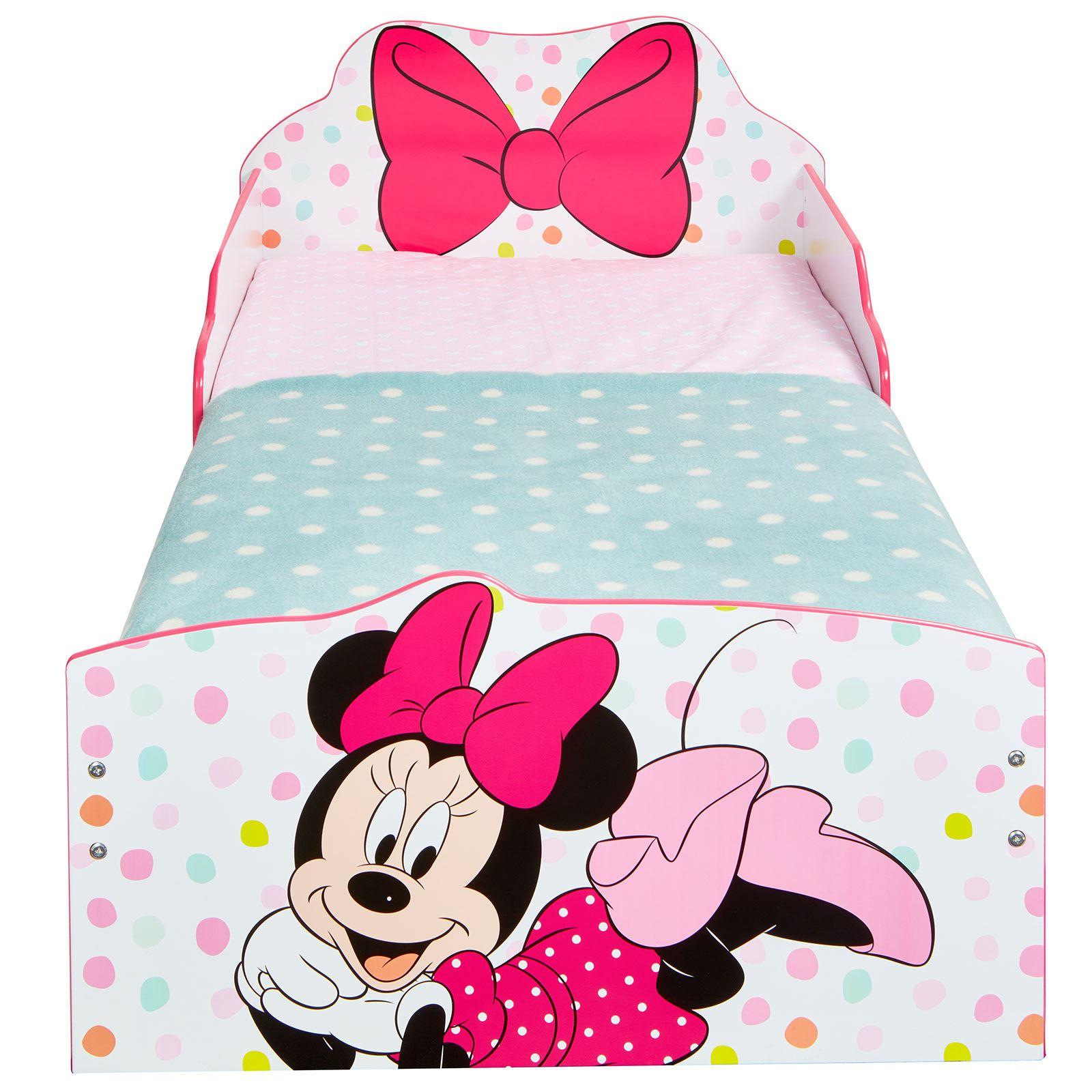 Minnie Mouse Junior Cama Del Ni 241 O Con Opciones De