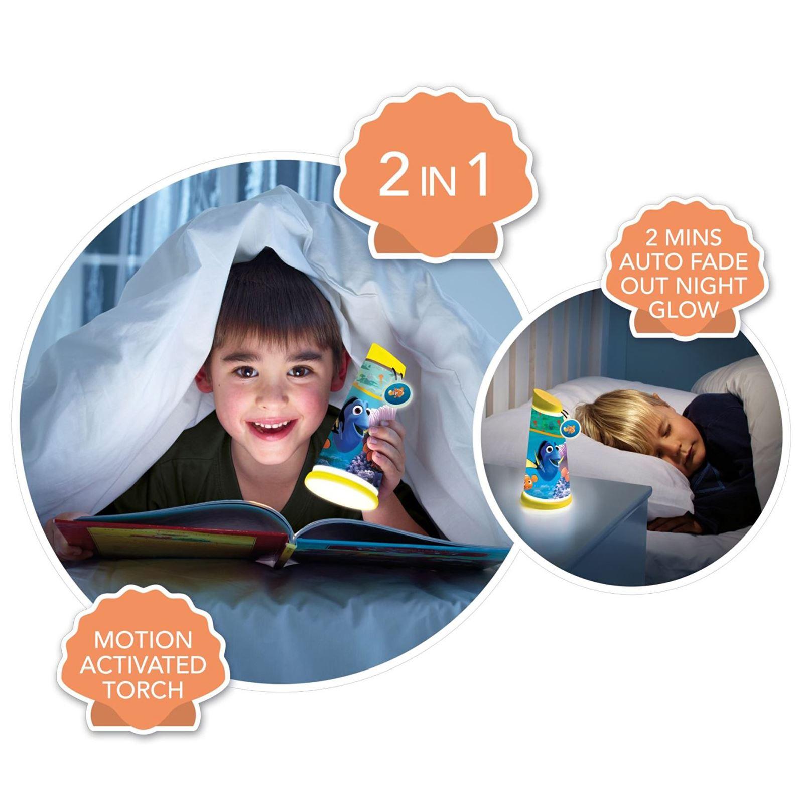 Indexbild 30 - Go Glow Nacht Beam Kipp Torch Beleuchtung Licht Kinder Schlafzimmer