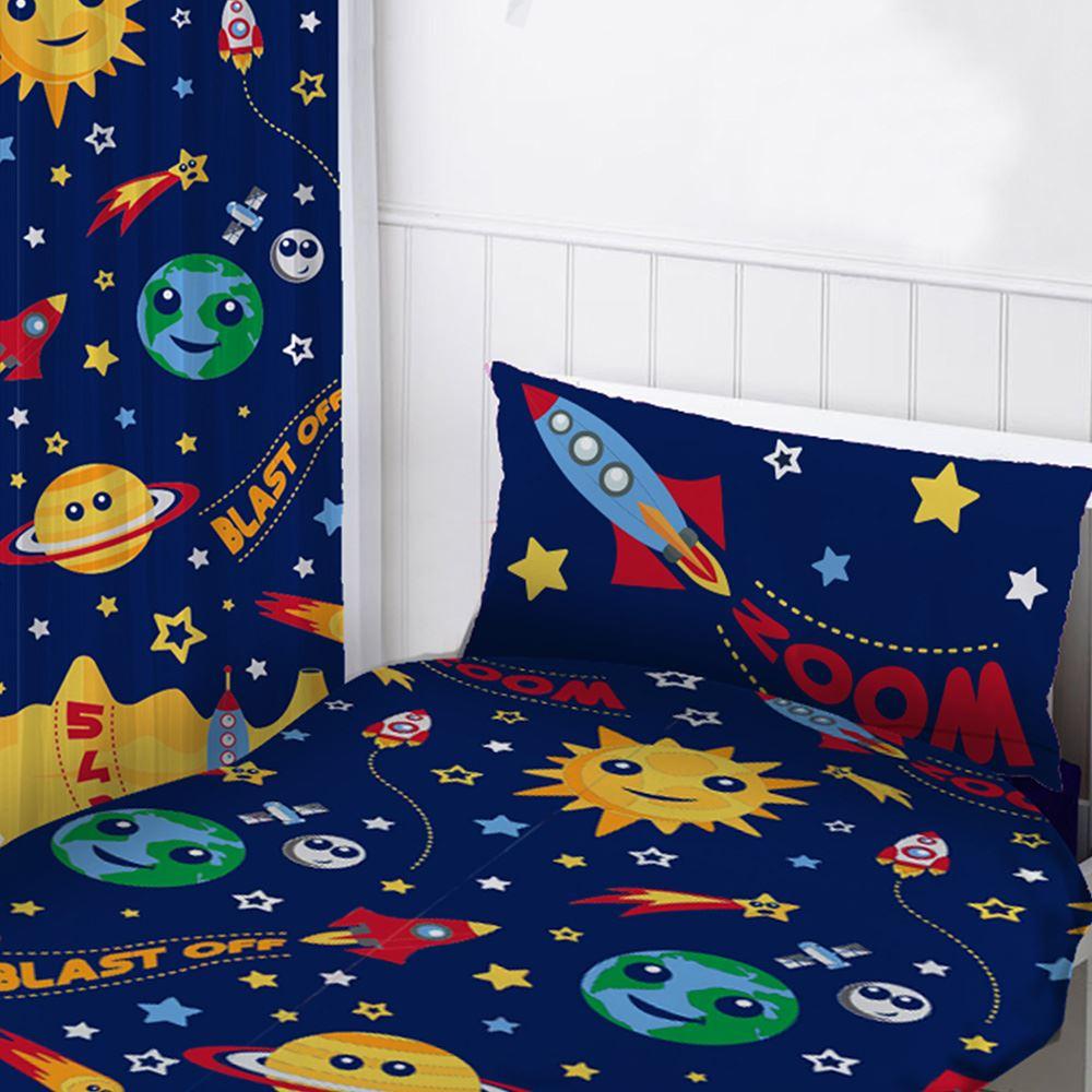 Kids Matching Duvet Cover Sets Amp Curtains Unicorn Camo