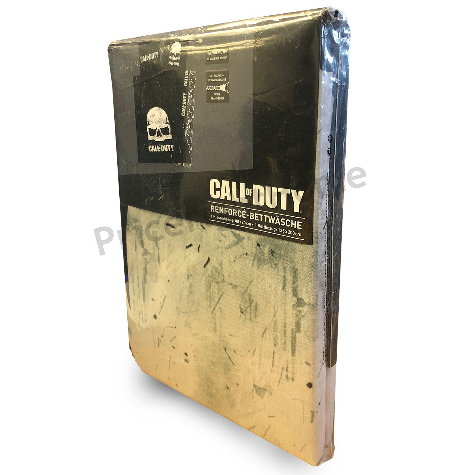 Official Call Of Duty Single Duvet Cover Set European Cotton