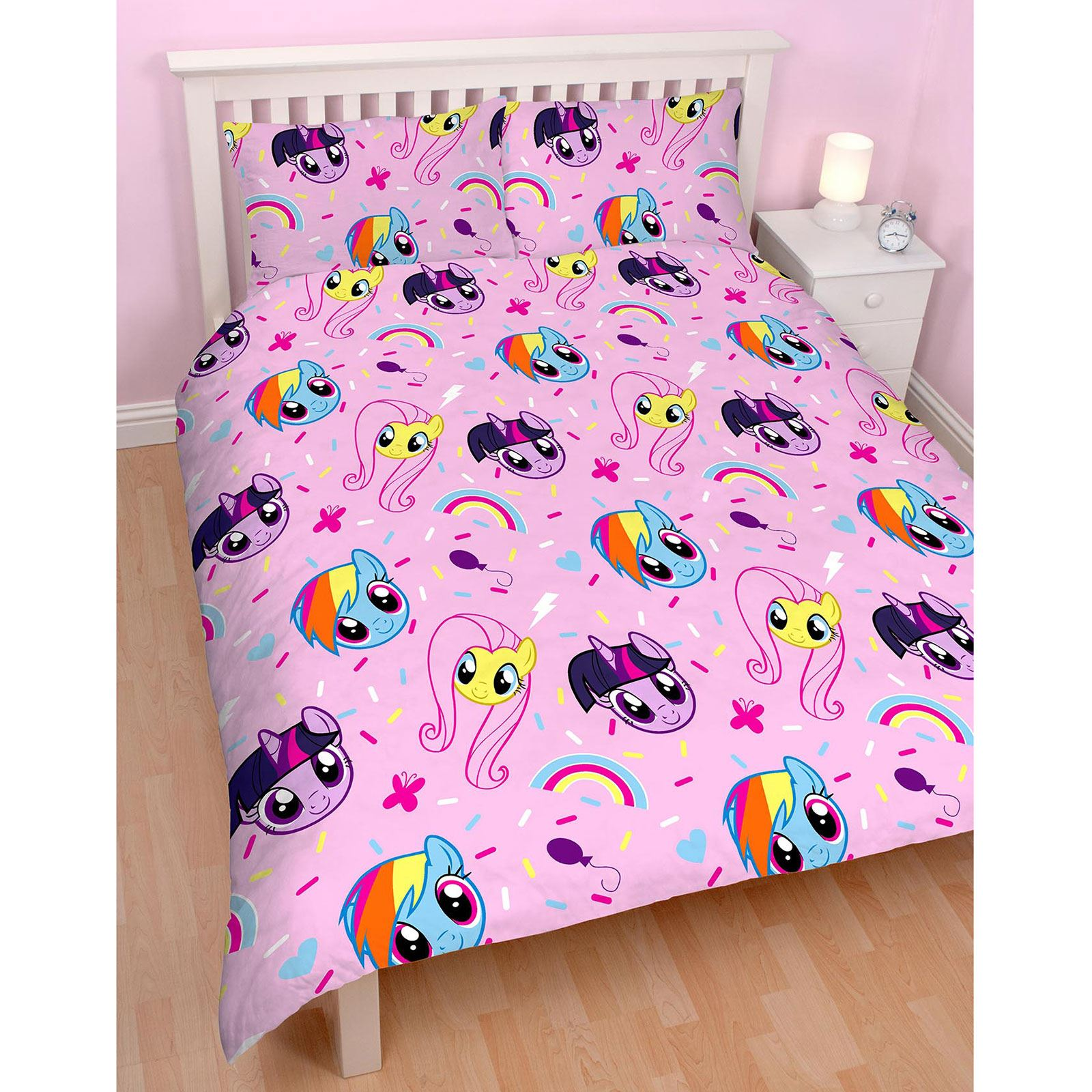 My Little Pony Equestria Double Duvet Cover Set Kids