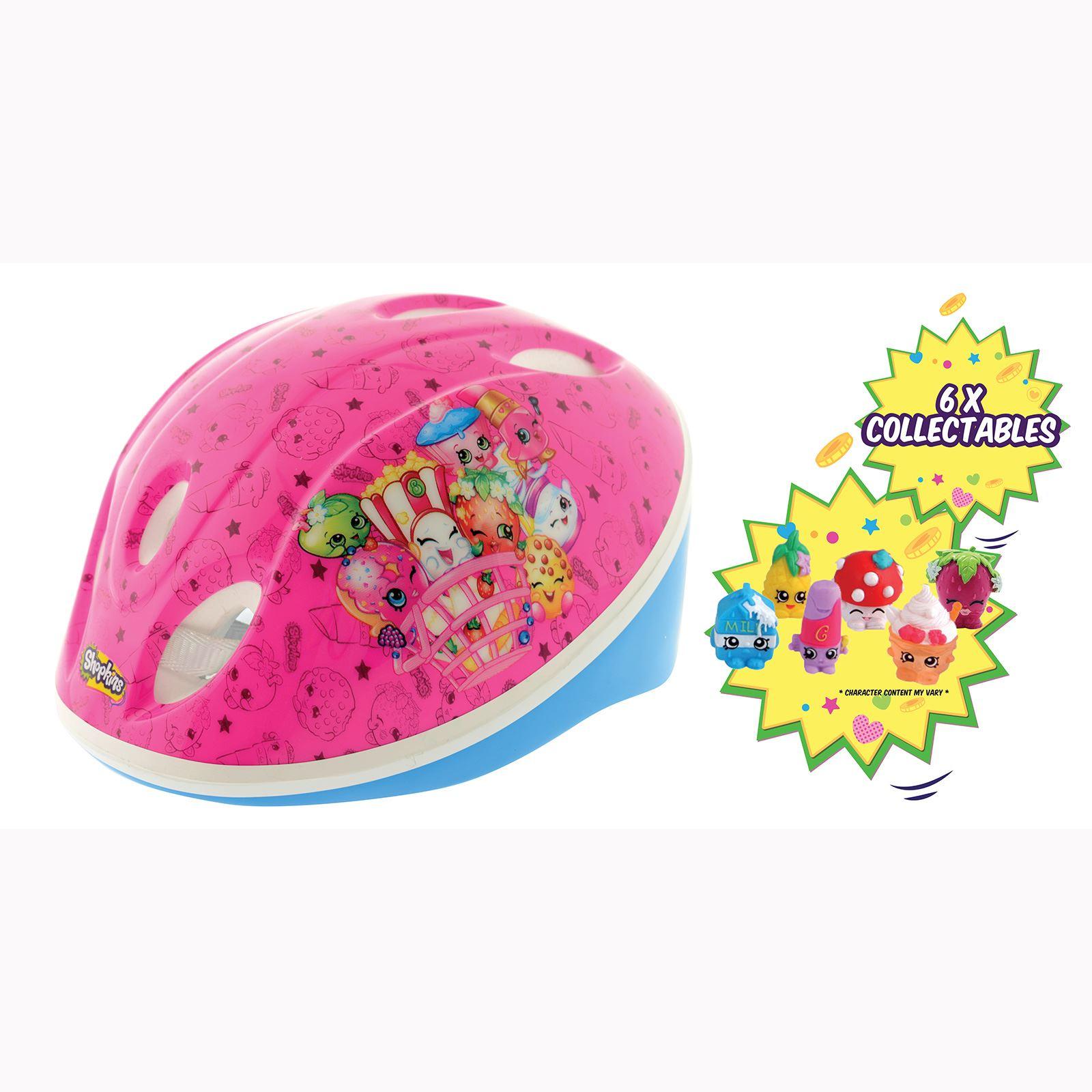 Kinder-Disney-Charakter-Sicherheit-Zyklus-Fahrrad-Helme-Peppa-Pig-PJ-Masken-amp-mehr Indexbild 27