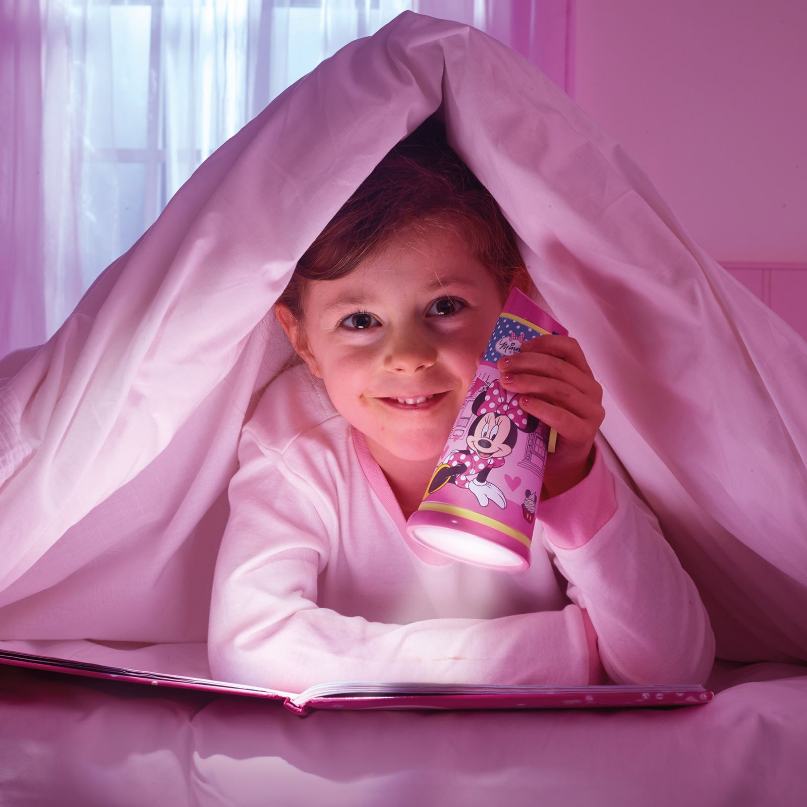 Indexbild 40 - GO GLOW NIGHT BEAM TILT TORCH LIGHTING LIGHT KIDS BEDROOM