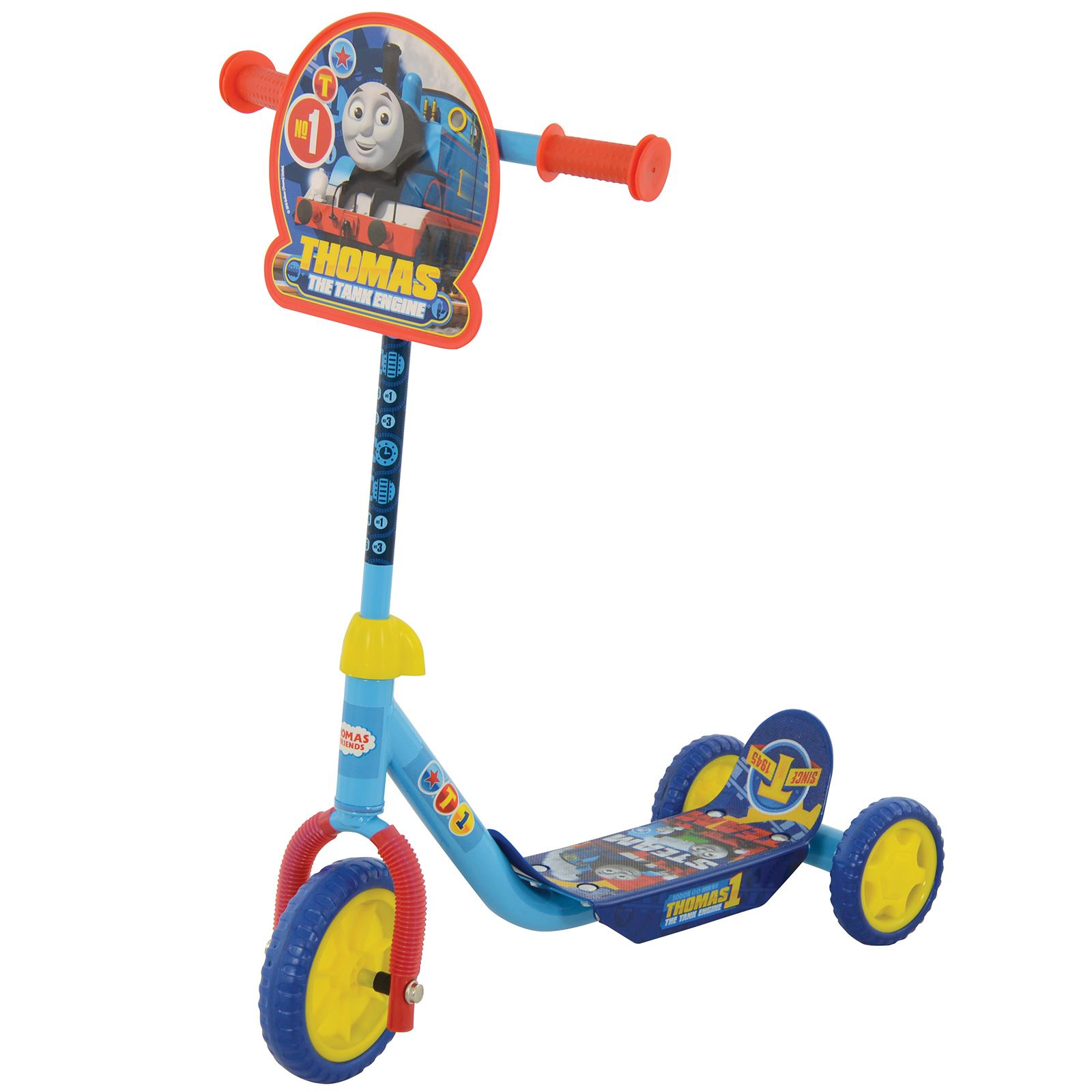 MY FIRST THREE WHEELED CHILDRENS TRI SCOOTER