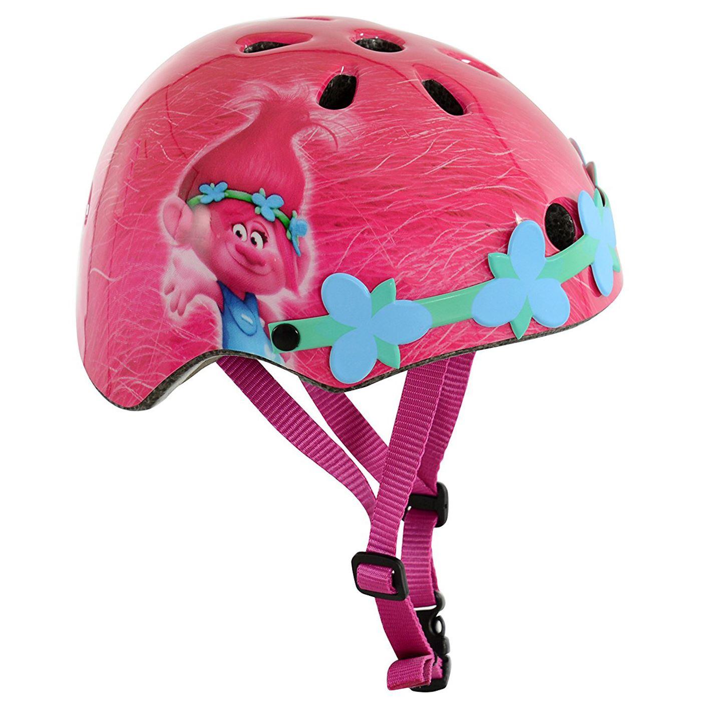 Kinder-Disney-Charakter-Sicherheit-Zyklus-Fahrrad-Helme-Peppa-Pig-PJ-Masken-amp-mehr Indexbild 29