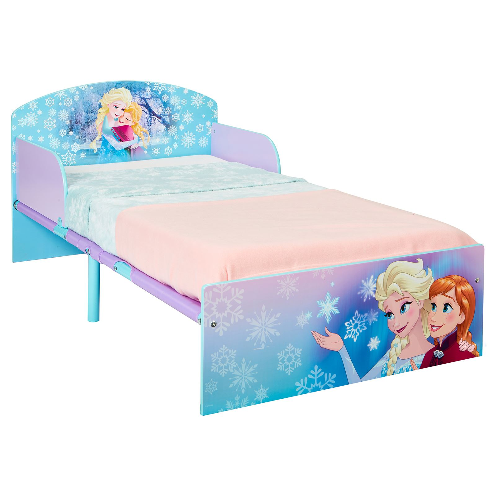 miniatura 9 - KIDS CHARACTER TODDLER BEDS - BOYS GIRLS BEDROOM DISNEY