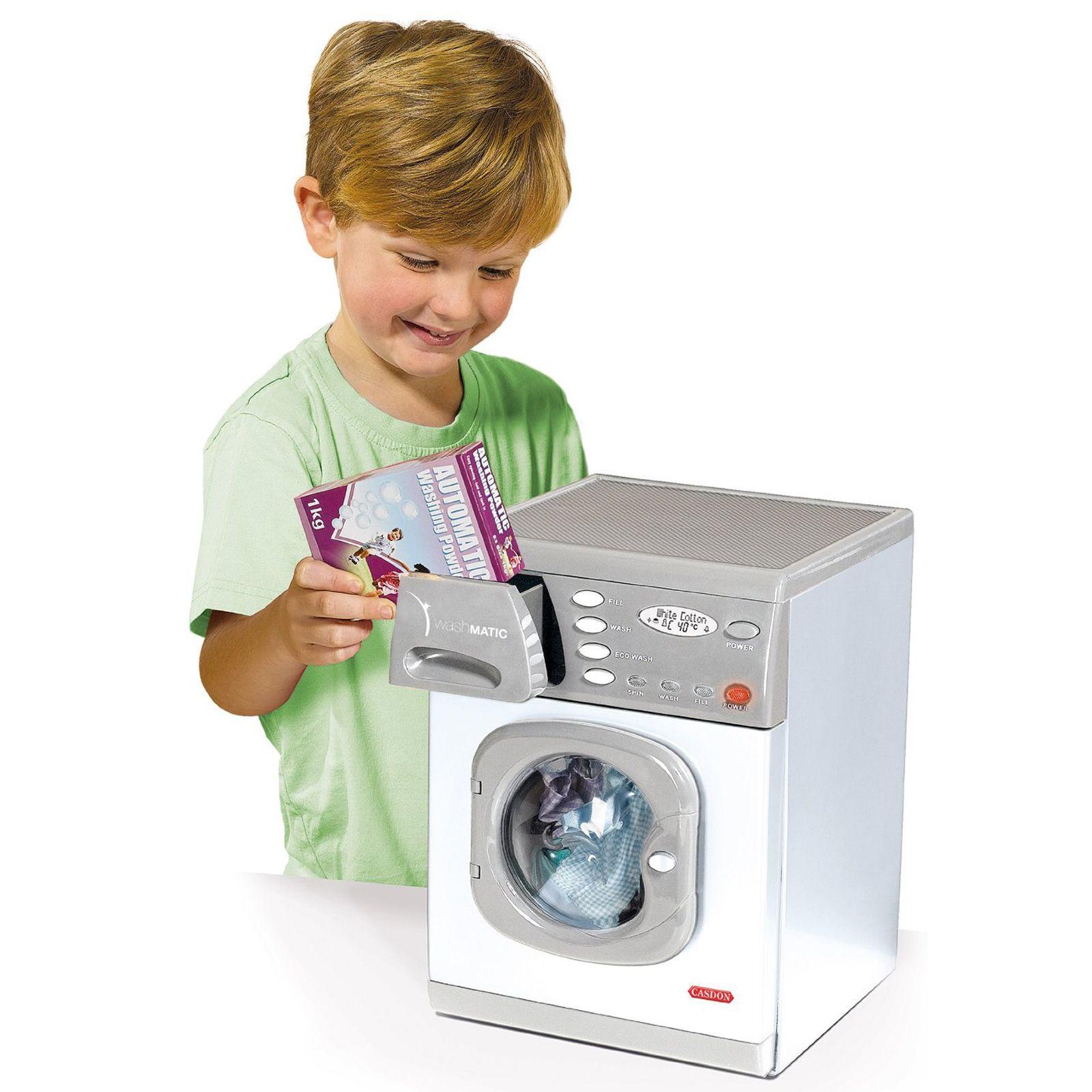 waschmaschine neu verpackt elektronisch kinder spielzeug. Black Bedroom Furniture Sets. Home Design Ideas