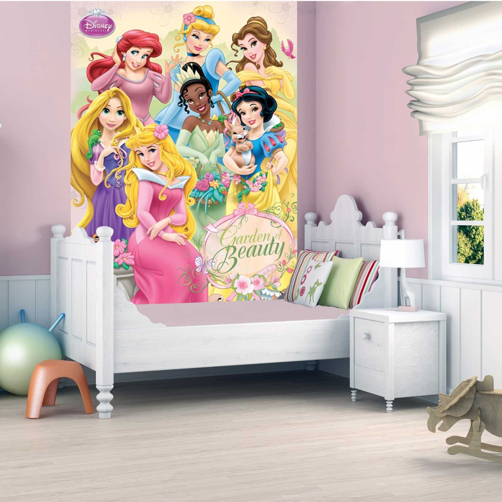 DISNEY PRINCESS Amp FROZEN WALLPAPER MURALS ANNA ELSA  Part 98