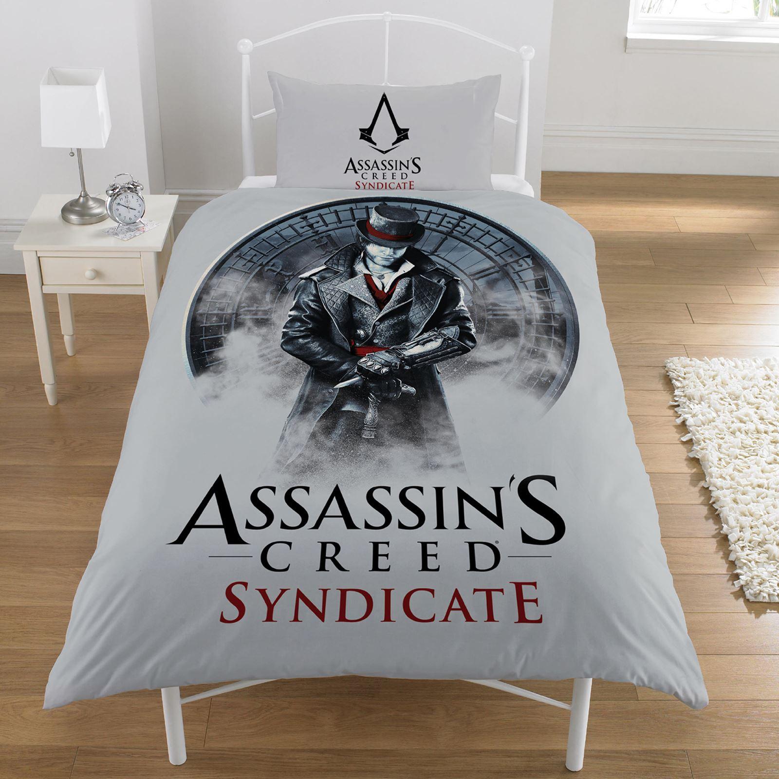 Assassins Creed Duvet Cover Sets Various Designs Boys