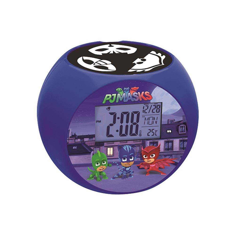 projector alarm clock radio kids pj masks disney princess peppa pig more ebay. Black Bedroom Furniture Sets. Home Design Ideas