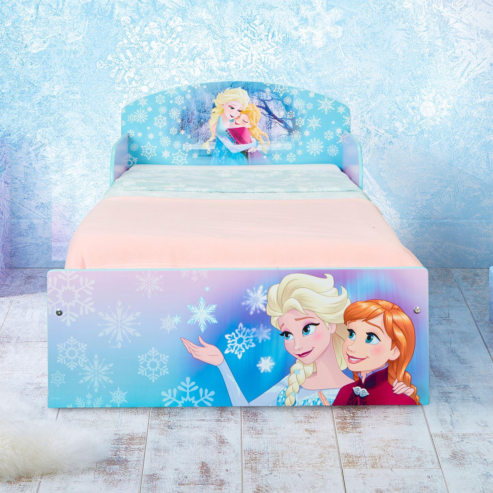 miniatura 10 - KIDS CHARACTER TODDLER BEDS - BOYS GIRLS BEDROOM DISNEY