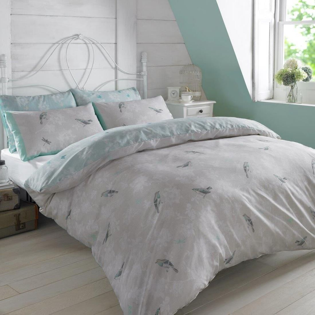 size king cover grey duvet milano colmilg