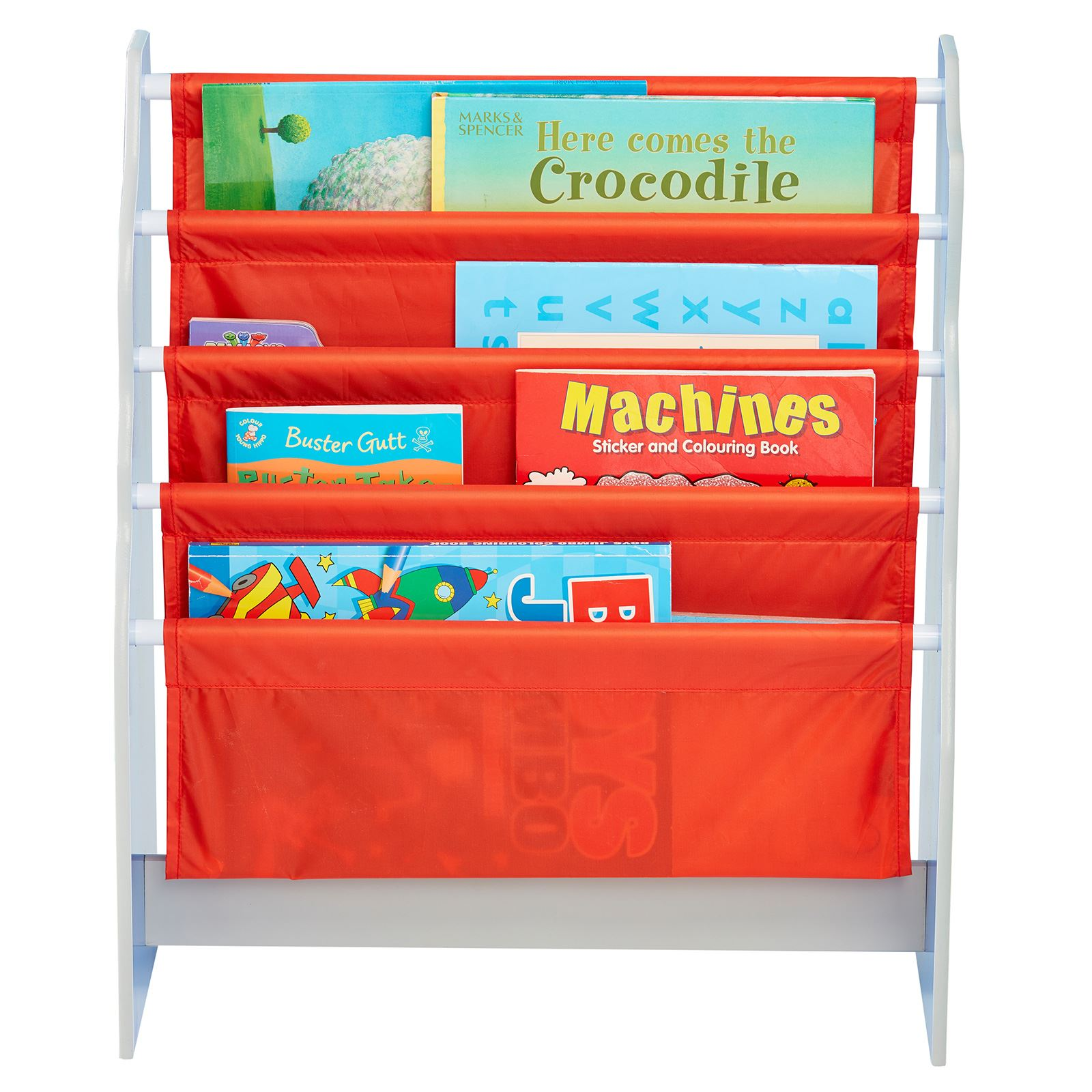 Pj masks sling bookshelf with 4 compartments girls boys bedroom pj masks sling bookshelf with 4 compartments girls boys bedroom playroom storage solutioingenieria Choice Image