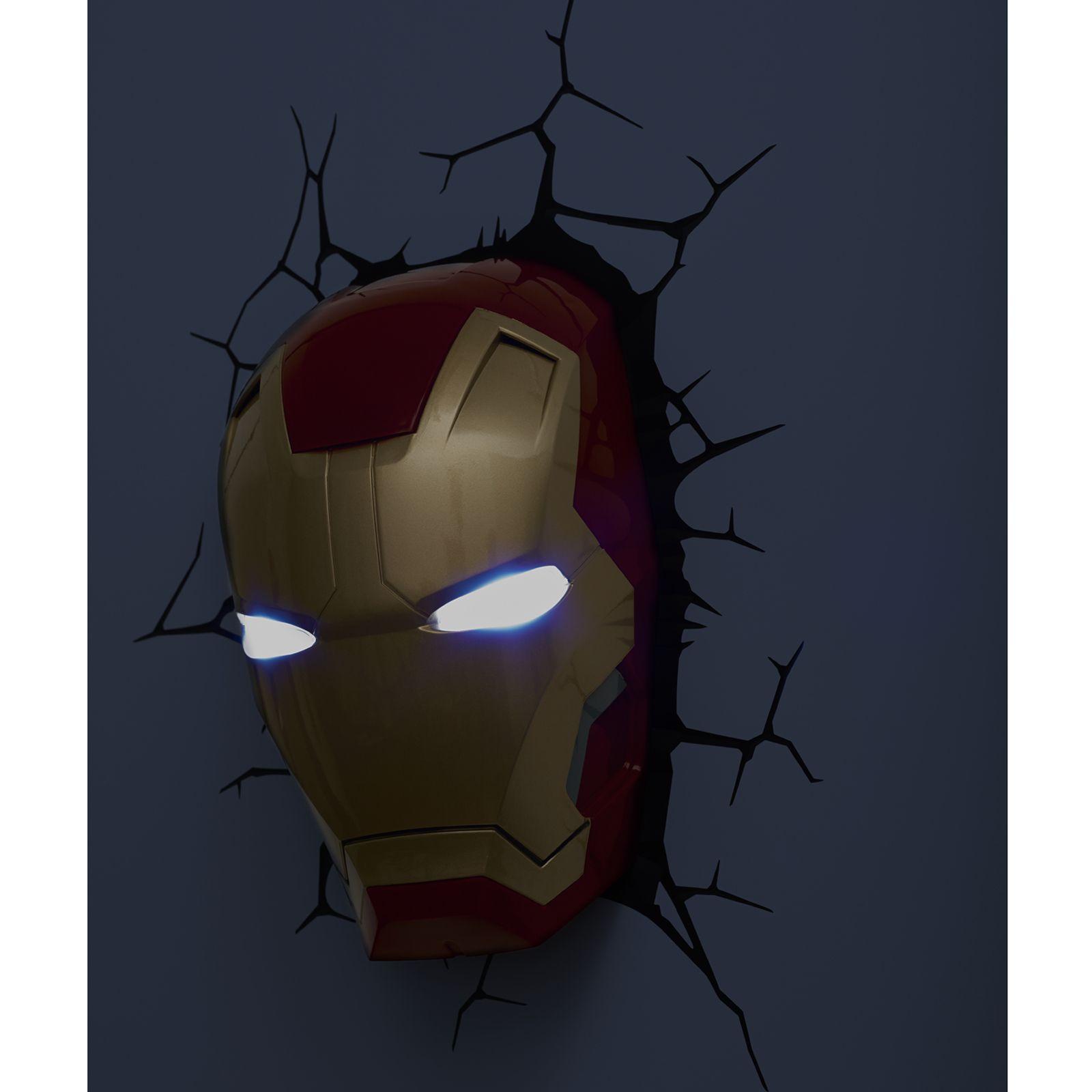Marvel avengers 3d wall light hulk iron man captain america marvel avengers 3d wall light hulk iron man captain america thor spiderman mozeypictures Choice Image