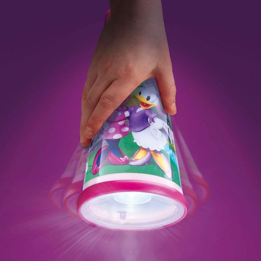 Indexbild 47 - Go Glow Nacht Beam Kipp Torch Beleuchtung Licht Kinder Schlafzimmer