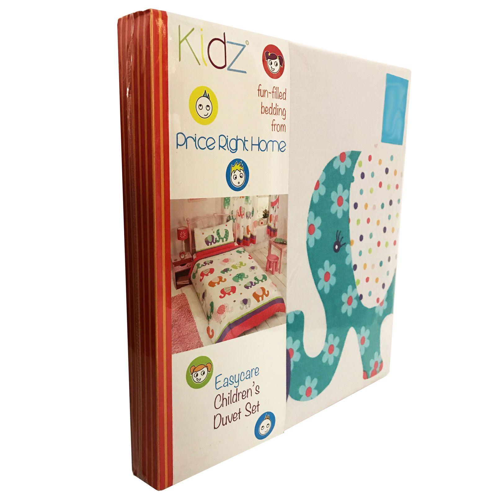 CHARACTER-AND-THEMED-SINGLE-DUVET-COVER-KIDS-BEDDING-SETS-AVENGERS-KITTY-UNICORN thumbnail 93