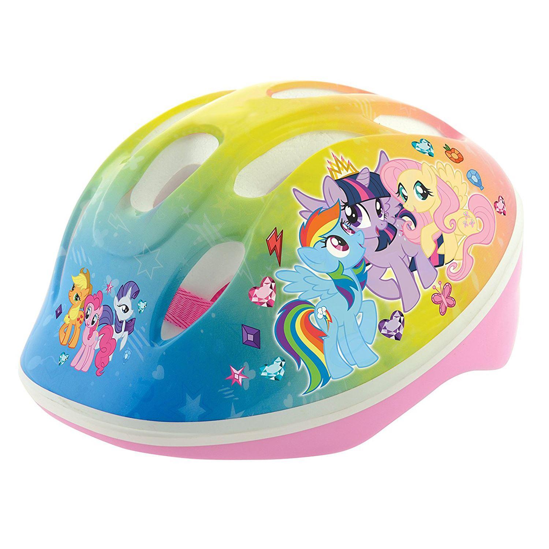 Kinder-Disney-Charakter-Sicherheit-Zyklus-Fahrrad-Helme-Peppa-Pig-PJ-Masken-amp-mehr Indexbild 7