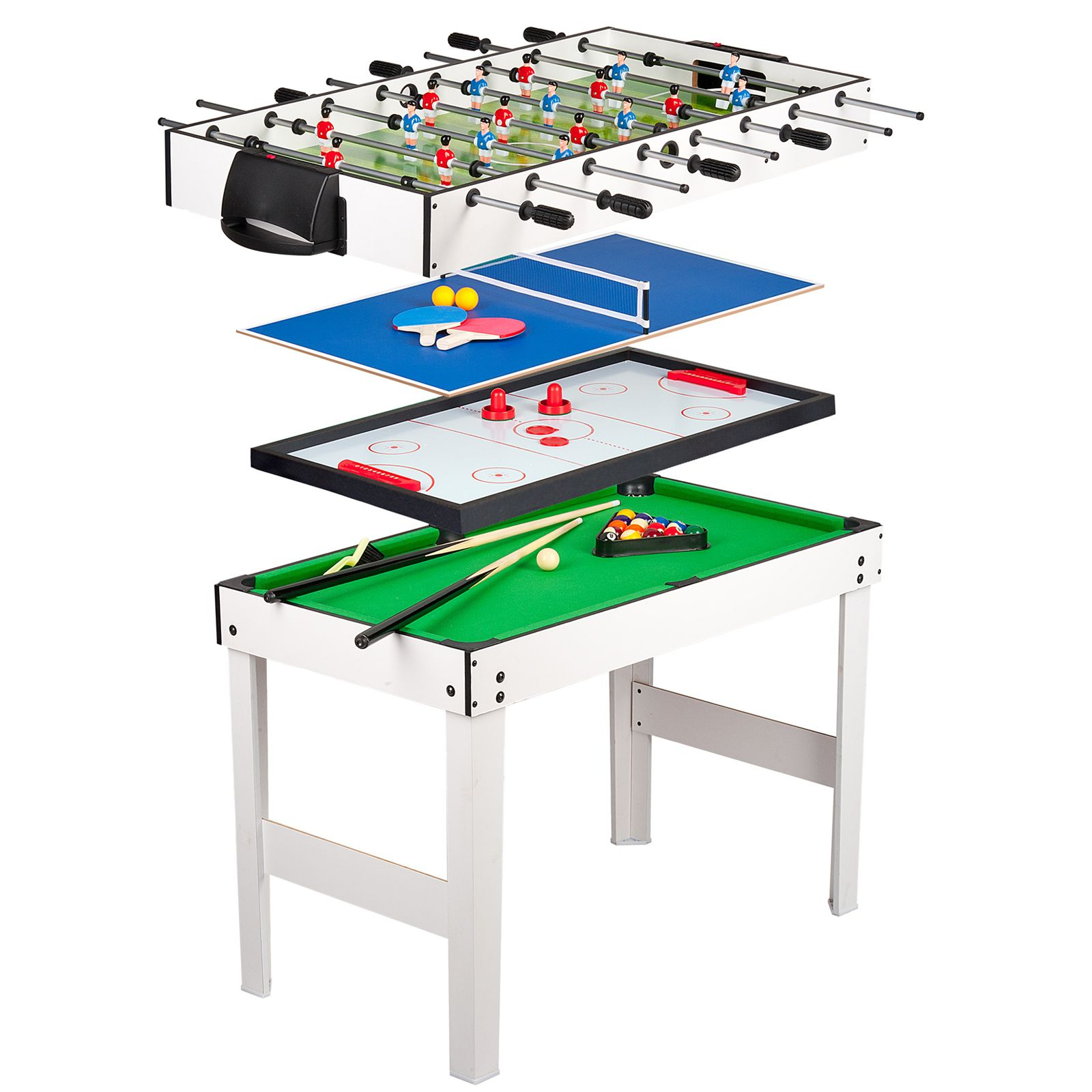 kids games tables football and pool tables play sets indoor sport free p p ebay. Black Bedroom Furniture Sets. Home Design Ideas