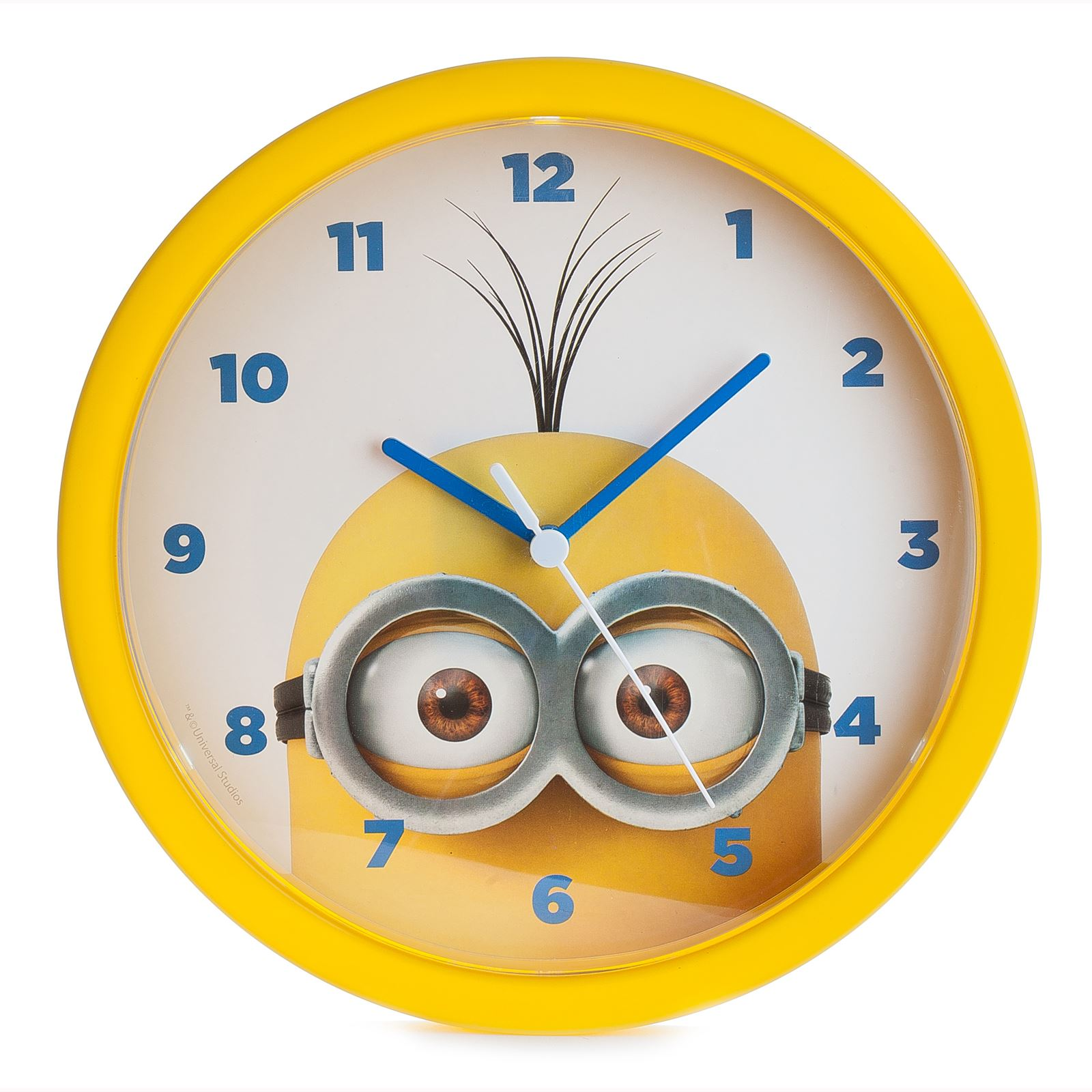 Childrens official character wall clocks spiderman avengers childrens official character wall clocks spiderman avengers batman amipublicfo Images
