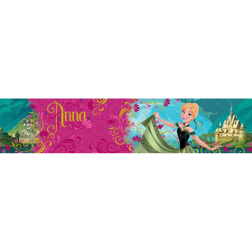 Disney Frozen Wallpaper Borders Stickers Brand New