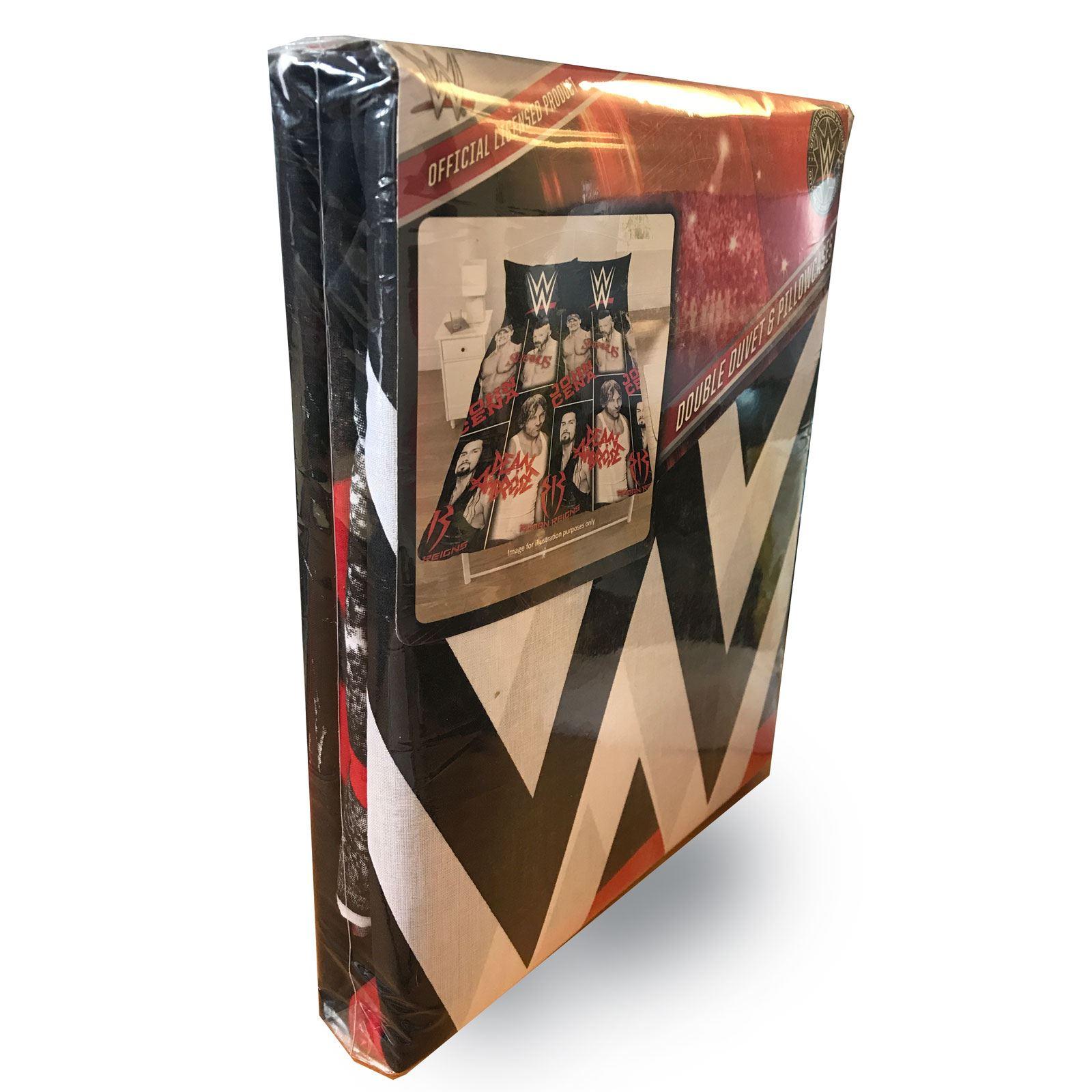 Wwe Stars Bedroom Kids Boys Single Amp Double Duvet Cover