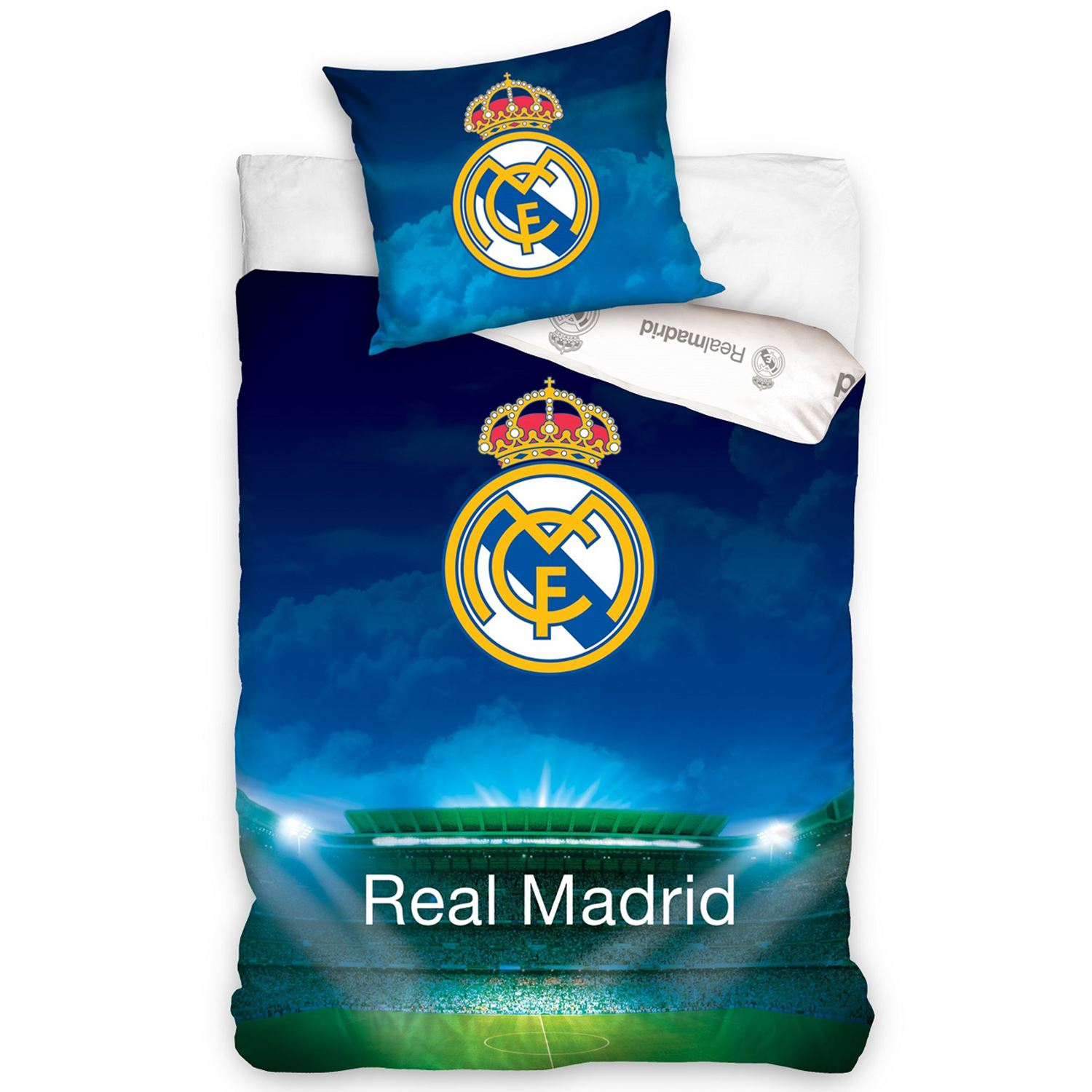 Deco Chambre Maryline Monroe details about real madrid cf stadium single duvet cover set cotton european  bedding football
