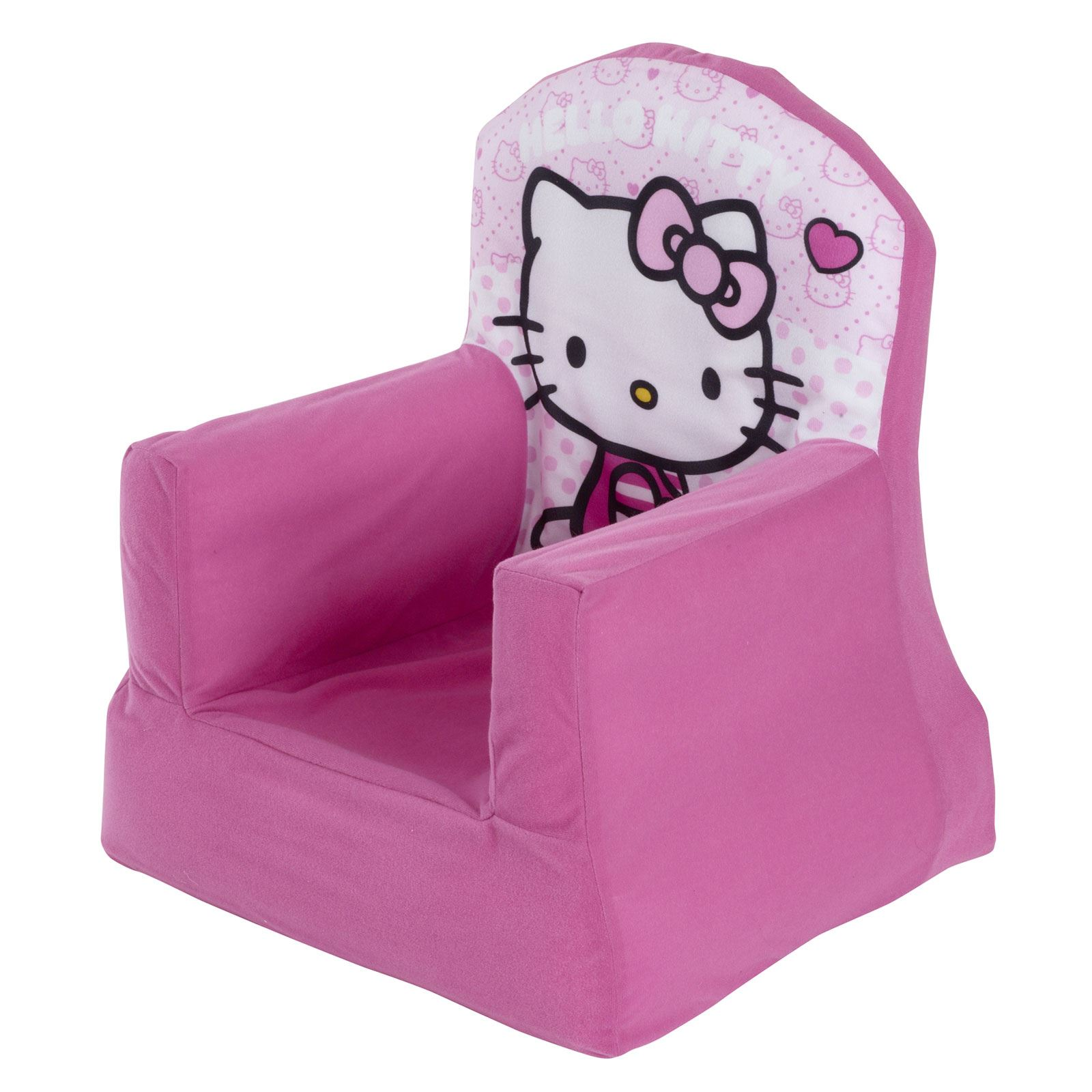 Hello kitty chair - Official Disney And Character Childrens Cosy Chairs Inflatable