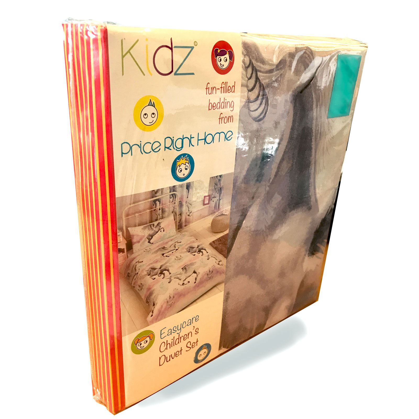 CHARACTER-AND-THEMED-SINGLE-DUVET-COVER-KIDS-BEDDING-SETS-AVENGERS-KITTY-UNICORN thumbnail 126