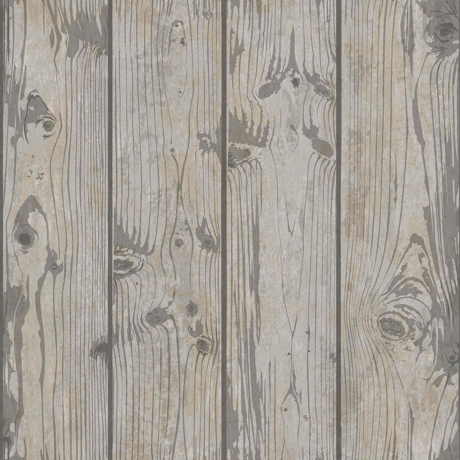 I Love Wallpaper Wood Effect : WOODEN EFFEcT WALLPAPER - RUSTIc WOOD PANELS cHOPPED LOGS PLANKS MAIL BOXES eBay