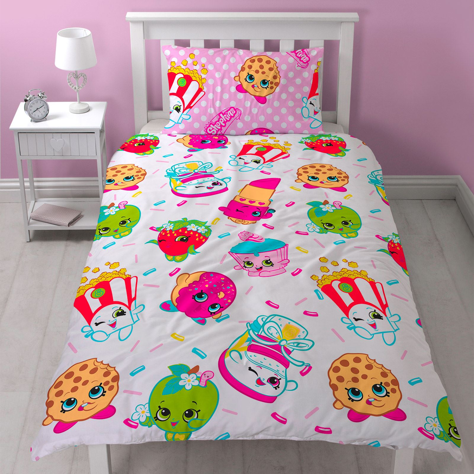 Shopkins Bedroom Kids Girls Bedding Ebay