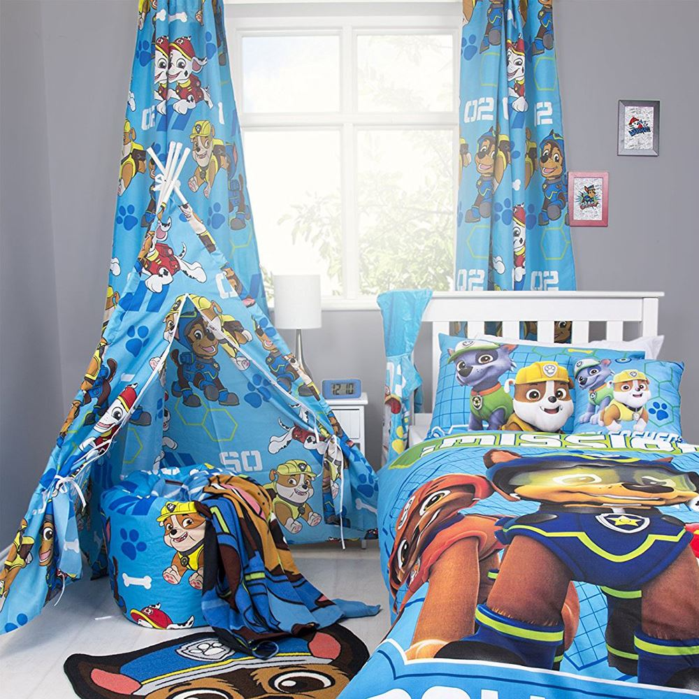 paw patrol bedroom paw patrol bedroom range duvet cover sets junior 12805