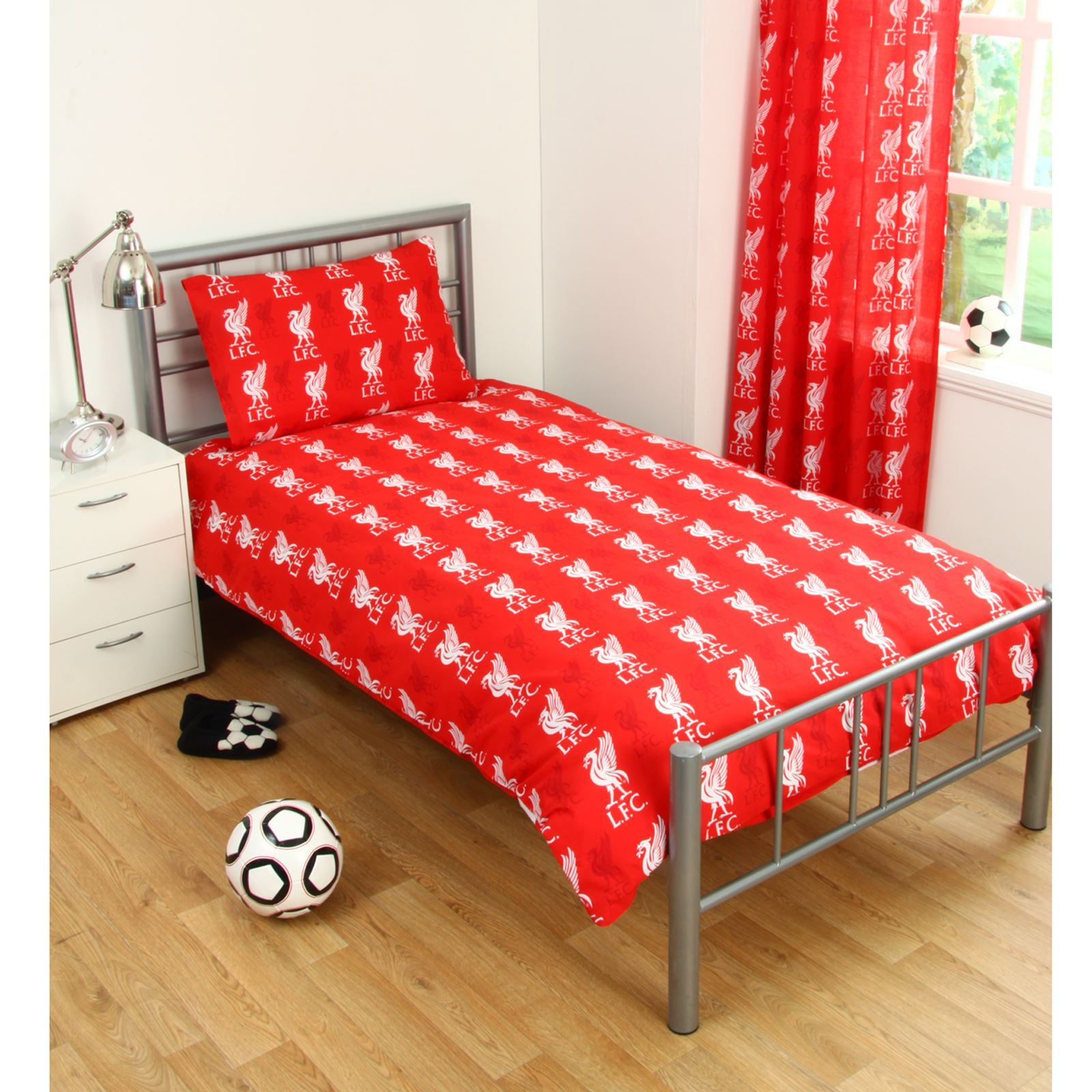 Single Football Duvet Cover Bedding Sets Official