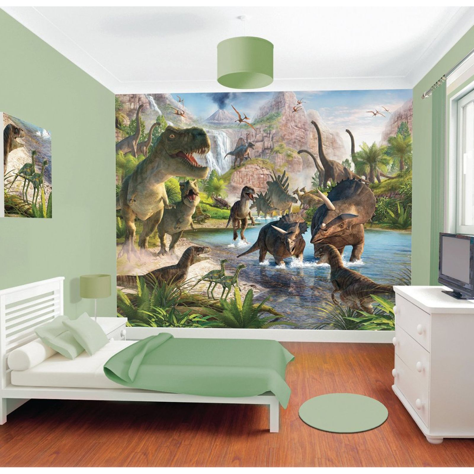 WALLTASTIC WALLPAPER WALL MURALS KIDS BEDROOM PEPPA AVENGERS  Part 53