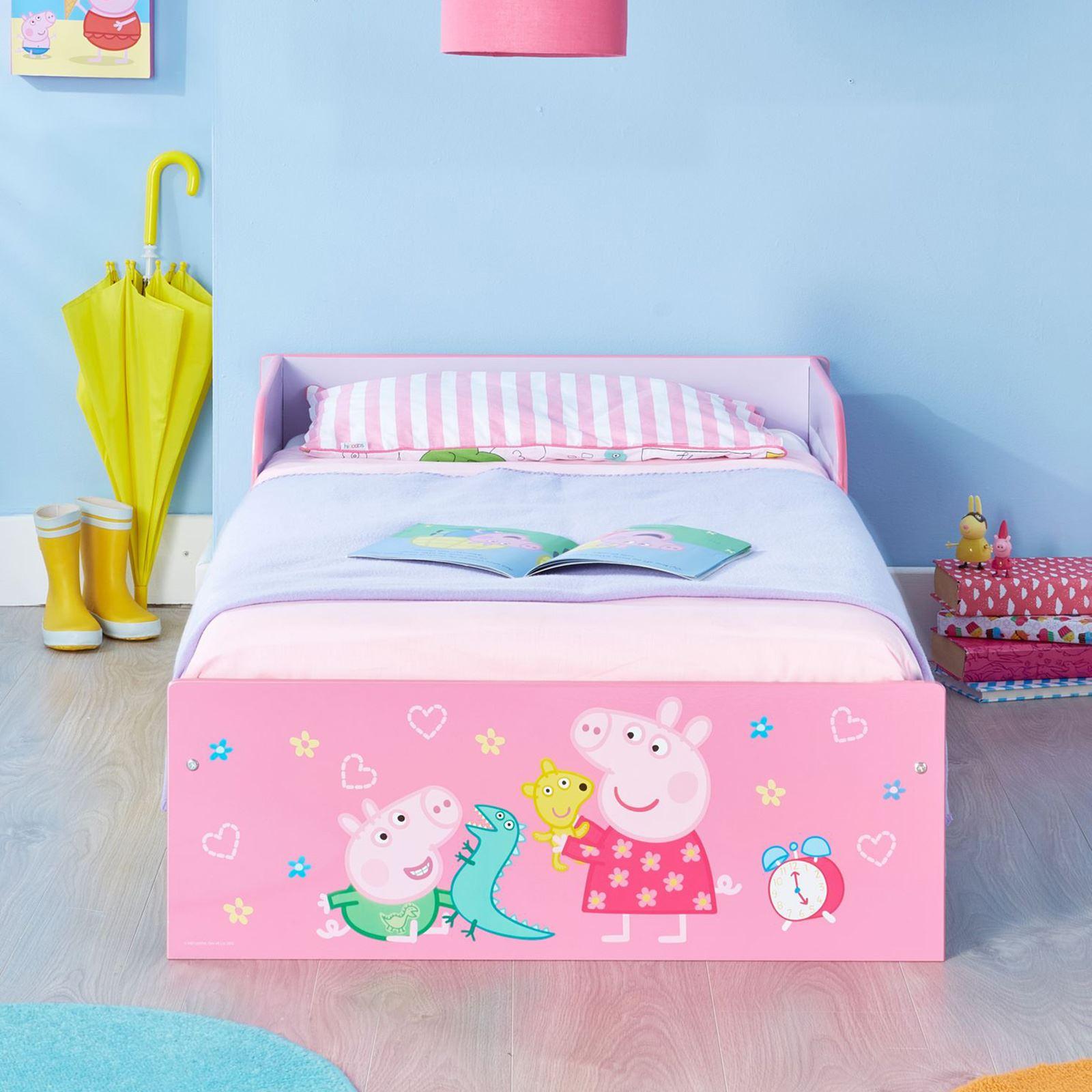 miniatura 59 - KIDS CHARACTER TODDLER BEDS - BOYS GIRLS BEDROOM DISNEY