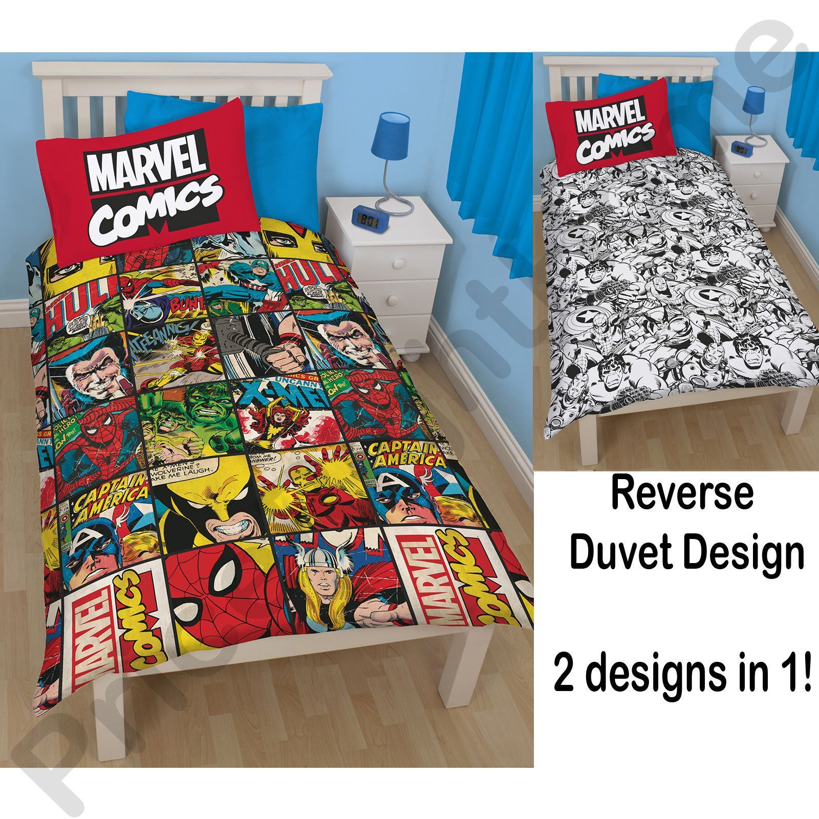 Design Comic Book Bedding official avengers marvel comics bedding bedroom accessories duvets