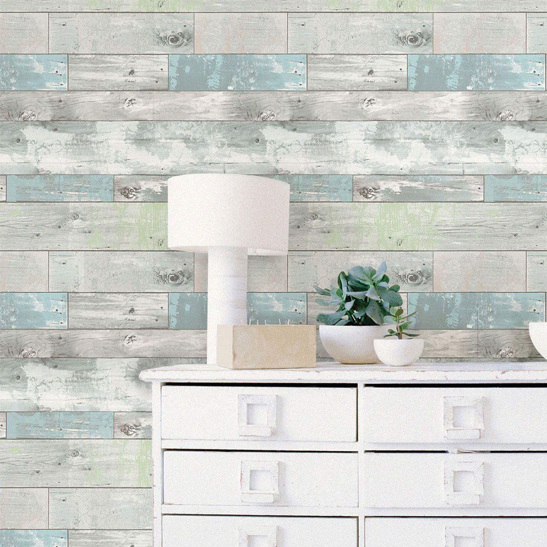 Peel stick wallpapers bedroom wall decor various designs - Easy peel off wallpaper ...
