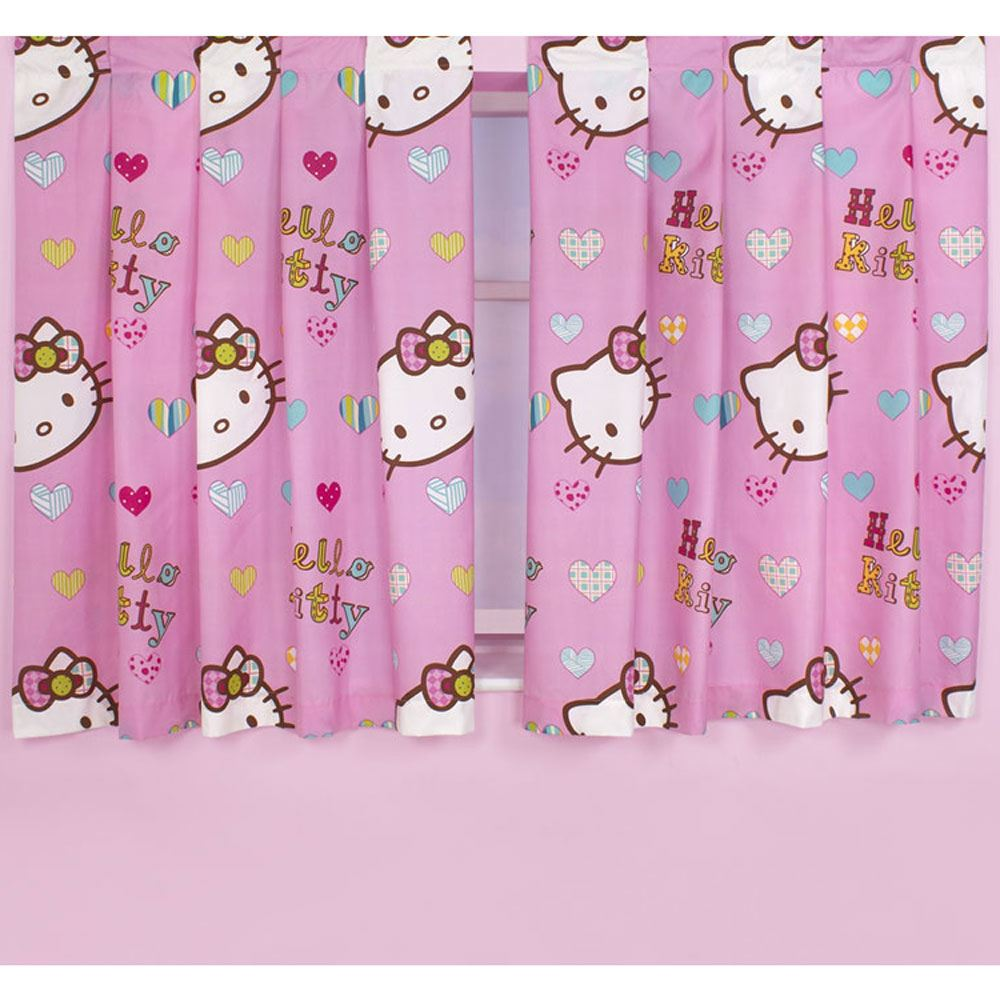 Shower curtains for girls - Kids Disney And Character Curtains 54 72 Inch