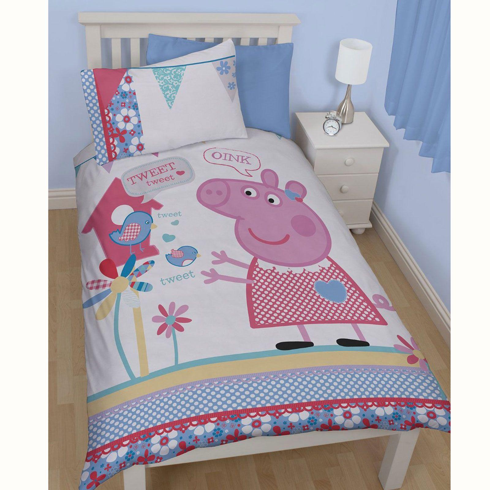 Peppa Pig Duvet Covers   eBay