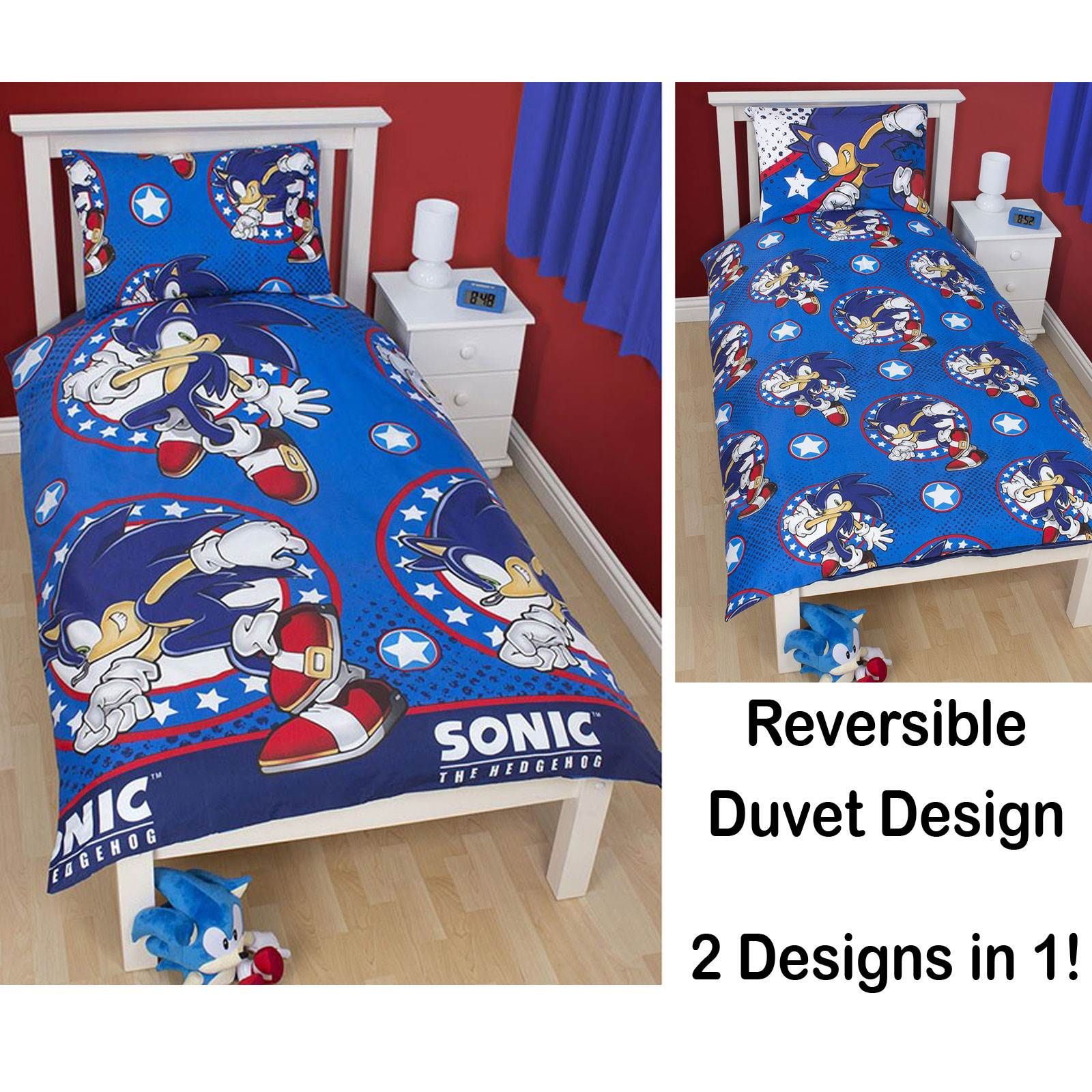 Disney and Character Single Duvet Cover Sets - Kids Childrens ...
